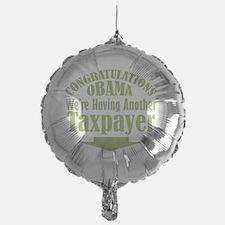 congrats_grn Balloon