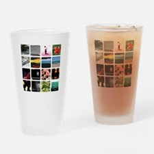 amr albums - for black Drinking Glass