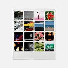 amr albums - for black Throw Blanket