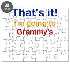 THATS IS I GOING TO GRAMMYS Puzzle