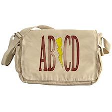 AABCD Messenger Bag