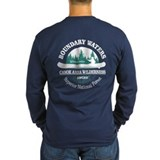 Boundary waters Long Sleeve Dark T-Shirts