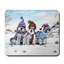 Christmas 8x12 Mousepad
