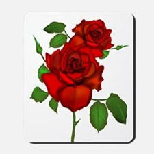 Rose Red Mousepad