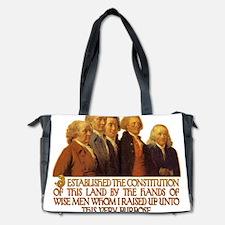 Wise Men Raised for this Purpose Diaper Bag