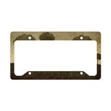 saltboxhouse License Plate Holder