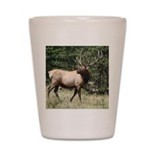 Elk Shot Glass