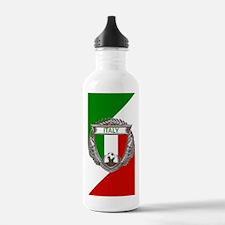 Italy Soccer Water Bot Water Bottle