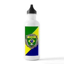 Brazil Soccer Water Bo Water Bottle
