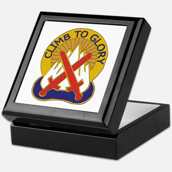 DUI - 4th Brigade Combat Team - Patriots Keepsake