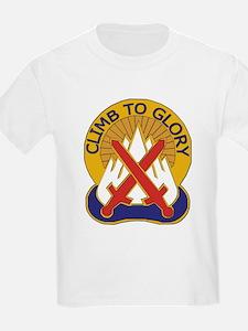 DUI - 4th Brigade Combat Team - Patriots T-Shirt
