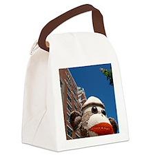 big_sbux Canvas Lunch Bag