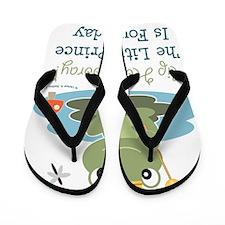 FrogPrince4thBirthday Flip Flops