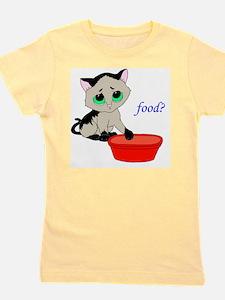 catfooduse Girl's Tee