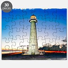 Biloxi Lighthouse Puzzle