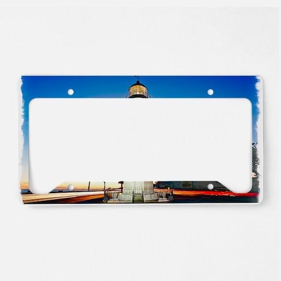 Biloxi Lighthouse License Plate Holder