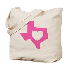 heart_pink Tote Bag