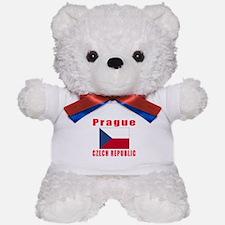 Prague Czech Republic Designs Teddy Bear