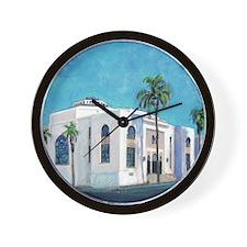 decorate_ohrshalom Wall Clock