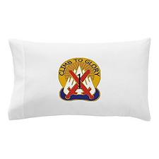 DUI - 1st BCT - Warrior Brigade Pillow Case