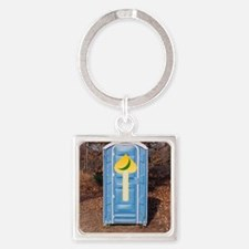 Ground Zero Mosque Square Keychain