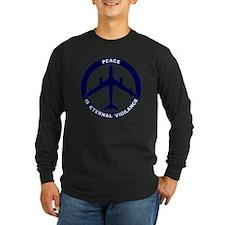 Peace Is Eternal Vigilanc T