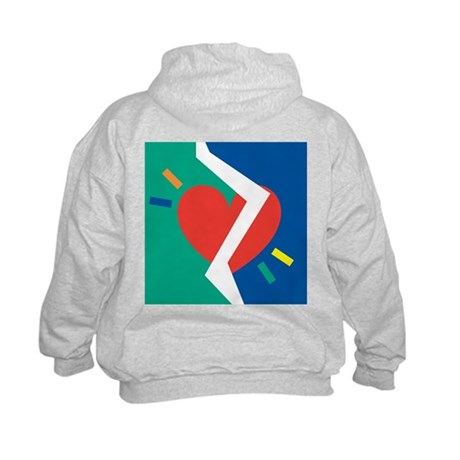 Separated Heart Kids Sweatshirt