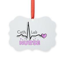 Cath Lab Nurse Ornament