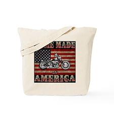 bike-flag-t-TIL Tote Bag