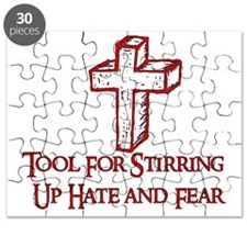 Tool To Stir Up Hate Puzzle