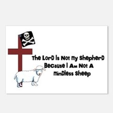 I am Not a Sheep Postcards (Package of 8)