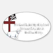 Not A Mindless Sheep Decal