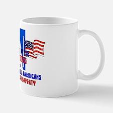 Not Church Property Mug