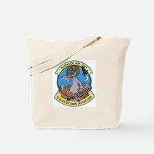 Riverside Customs Tote Bag
