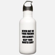 Never Rat Water Bottle