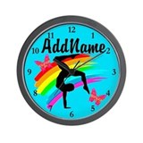 Gymnastic Wall Clocks