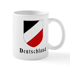 German Tricolor Shield Mug