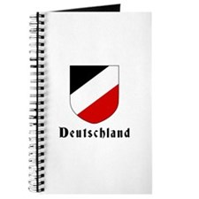 German Tricolor Shield Journal