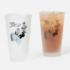 groundhog-day Drinking Glass