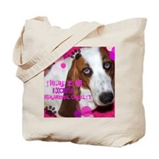 Fight Animal cruelty Tote Bag