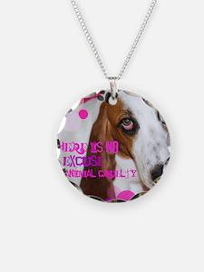 Fight Animal cruelty Necklace