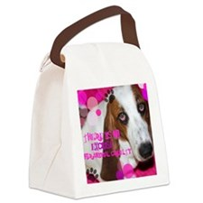 Fight Animal cruelty Canvas Lunch Bag