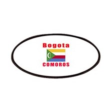 Bogota Comoros Designs Patches
