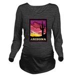 Arizona Long Sleeve Maternity T-Shirt