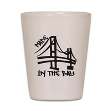 madeinthebay Shot Glass