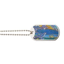 Dolphins Dog Tags
