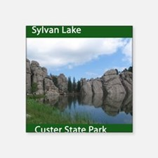 "Sylvan Square Sticker 3"" x 3"""