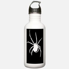 araigneefondnoir Water Bottle