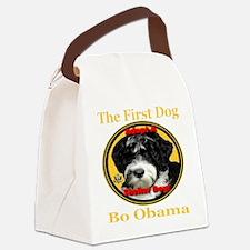 bo_adopt_a_shelter_dog_transparen Canvas Lunch Bag