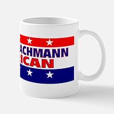 BumperStickerMicheleBachmannAmerican Mug